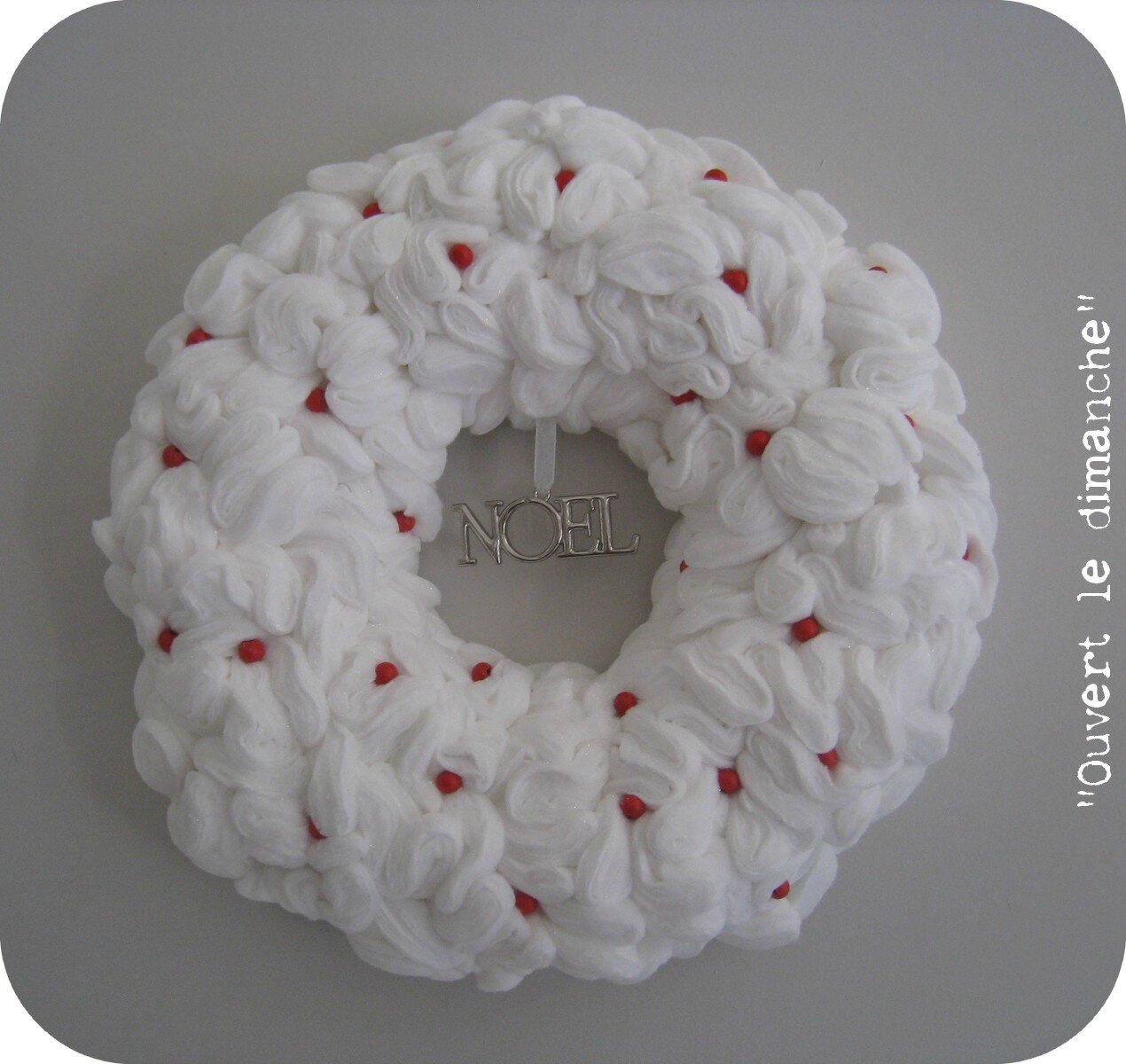 couronne Chantilly 1