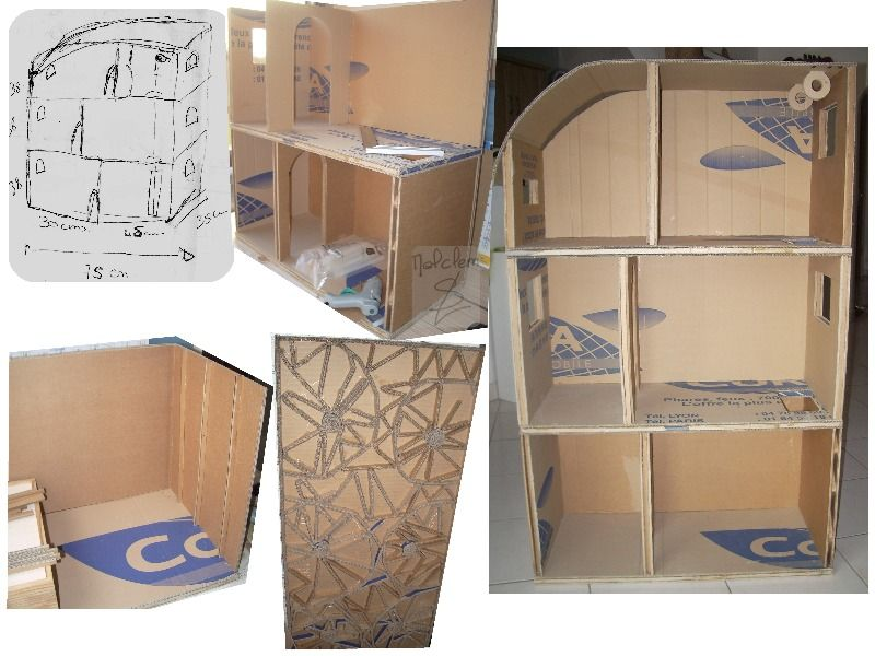 maison de barbie le blog de melclem. Black Bedroom Furniture Sets. Home Design Ideas