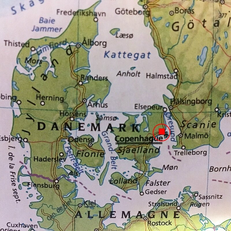 Carte-du-Danemark
