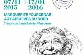 Les archives du Nord dévoilent un fonds inédit venu du Québec de Marguerite Yourcenar
