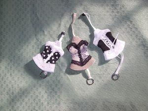 Porte clés corset2