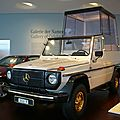 MERCEDES BENZ 230G Papamobile 1980 Stuttgart (1)