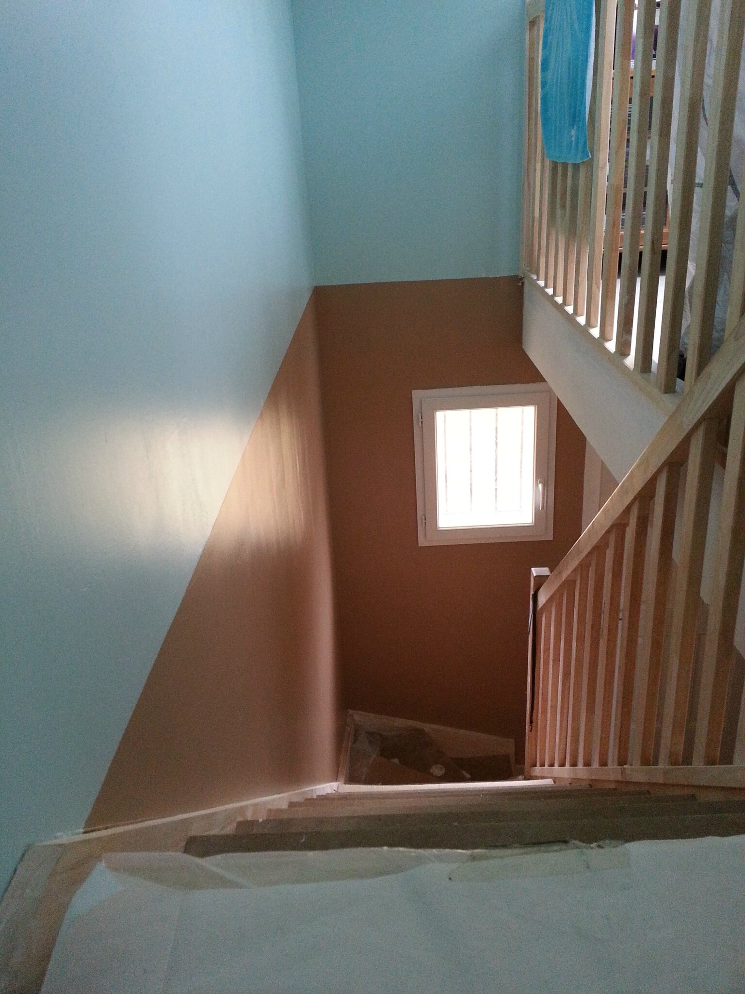 La Descente D 39 Escalier Projet De Maison Ph Nix Equilibre Dans L 39 Oise
