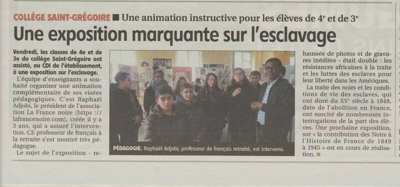 Article La République du Centre 001