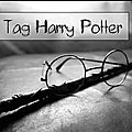 Tag # 50 : harry potter