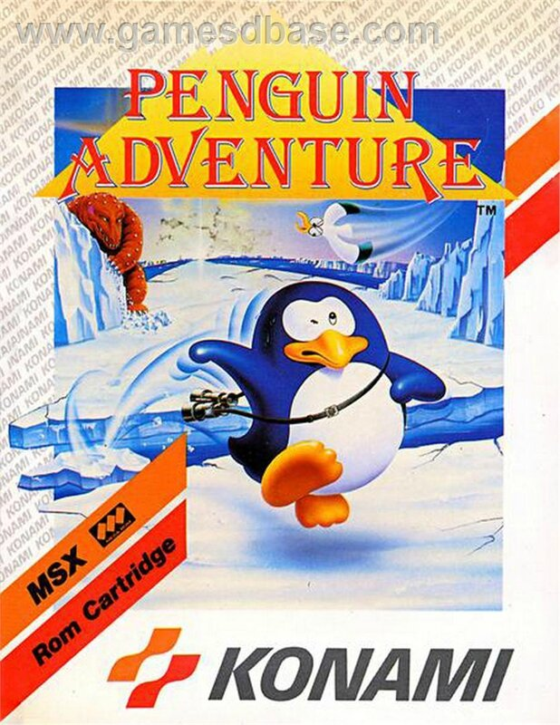 Penguin_Adventure