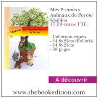Le livre Mes Premiers Animaux de Peyote