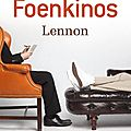 Lennon - David Foenkinos