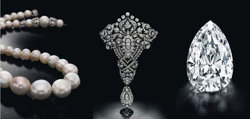 Magnificent jewels at Christie's Geneva on May 13