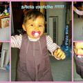 Alicia marche avril 2009