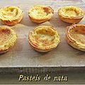 Pasteis de nata
