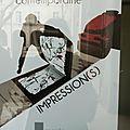 Exposition de gravure contemporaine - impression(s) - avignon - cloître saint louis -