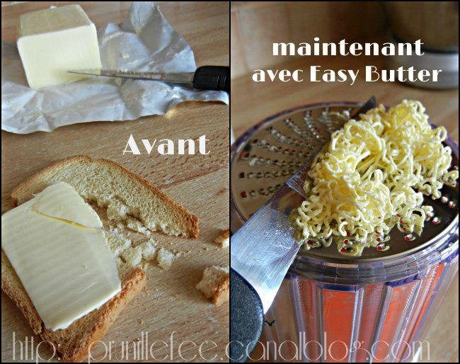 collage easy butter