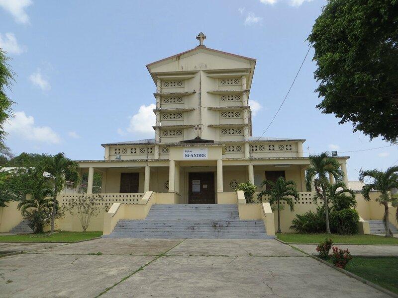 Eglise St André Morne à l'Eau