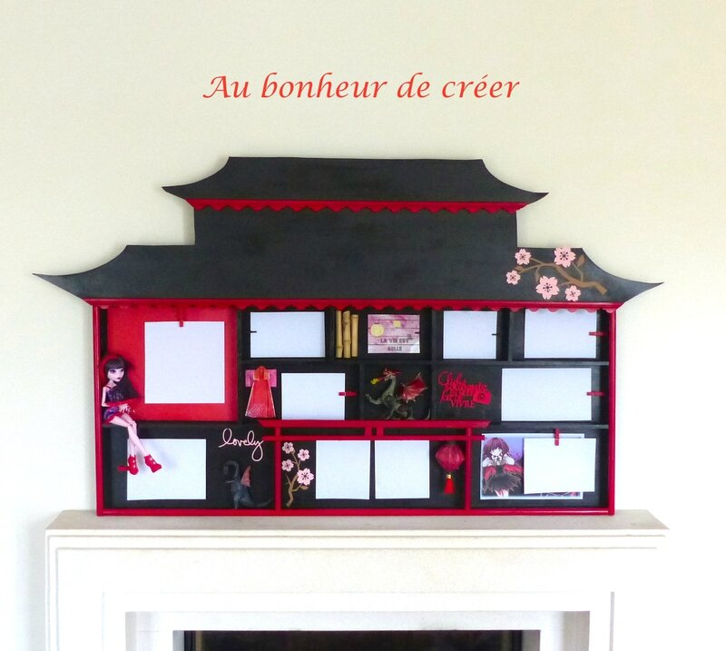 p le m le maison japonaise au bonheur de cr er. Black Bedroom Furniture Sets. Home Design Ideas