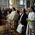 0891 - Messe en présence des sœurs de Thibermont