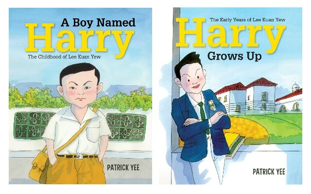 HarryBooks