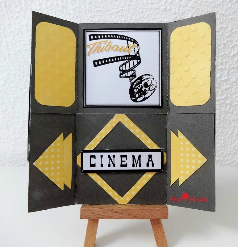 Carte sans fin -Cinéma