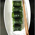 Jang-a-jji : ail des ours confit à la sauce de soja