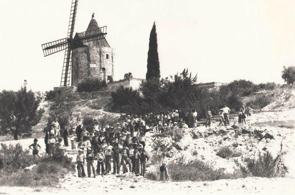 x Moulin de Daudet 1976