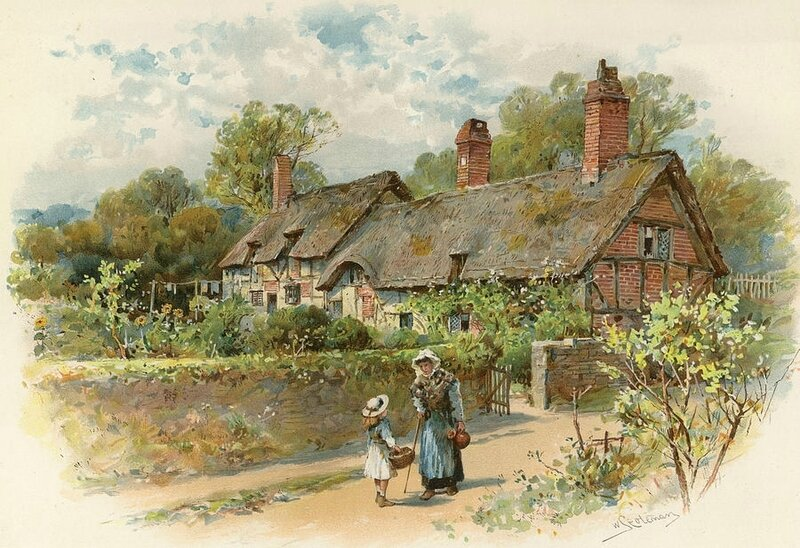 anne-hathaways-cottage-at-shottery-william-stephen-coleman