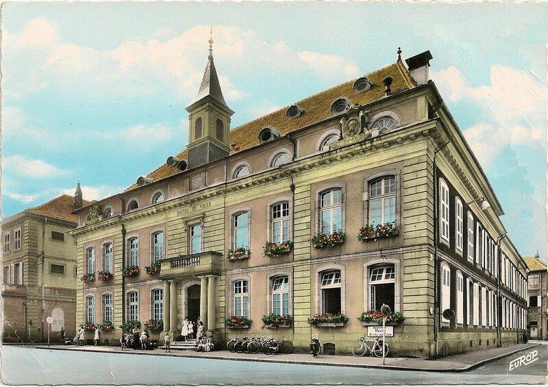 CPM Belfort Mairie