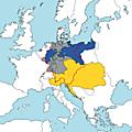 Allemagne : contexte historique de 1800 a 1950