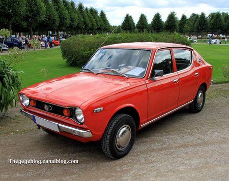 Datsun 100 A cherry (E10) de 1975 (9ème Classic Gala de Schwetzingen 2011) 01