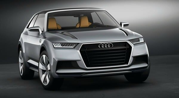 les futures suvs d 39 audi actualit automobile. Black Bedroom Furniture Sets. Home Design Ideas