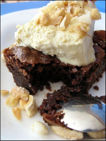 brownies cahuete