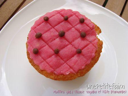 Muffins girly - 4 - tissu