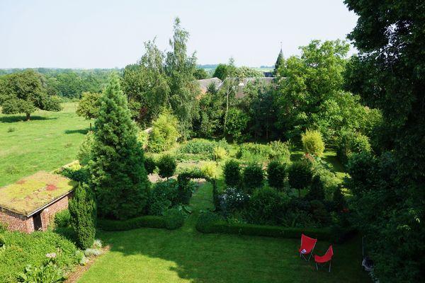 Dans notre jardin silence a pousse la semaine des 4 - Pas de panique silence ca pousse ...