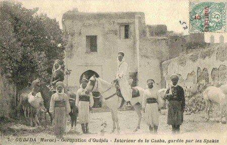 Oujda_casba_gard_e_par_spahis