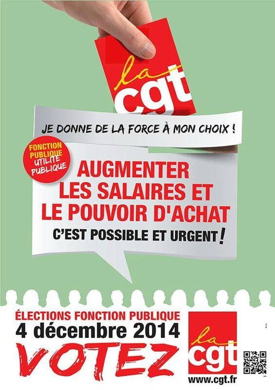 election cgt