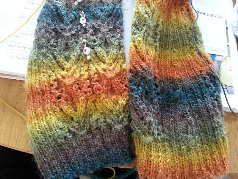 Karatsu socks_110251