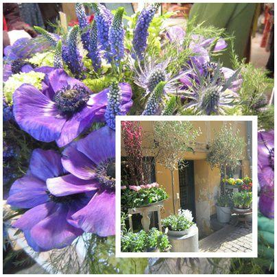 blomstermosaikk
