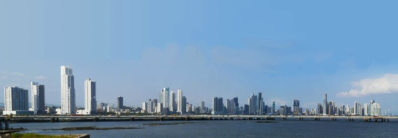 Panama City small