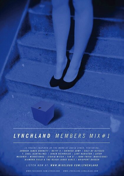 Lynchland Mix Tape Poster - Copie