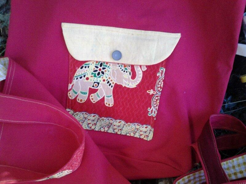 détails sacs rouges (1)