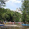 Mon top 10 ardennes belges: n°1: le kayak sur la lesse