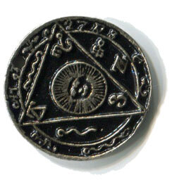TALISMAN D'INVISIBILITÉ DU GRAND MAGE CHANGO