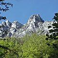Balade au fort du néron 712m. du col de clémencières – st-martin-le-vinoux 38950 chartreuse