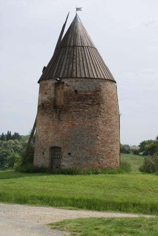Moulin de Ferruc -dépt 81