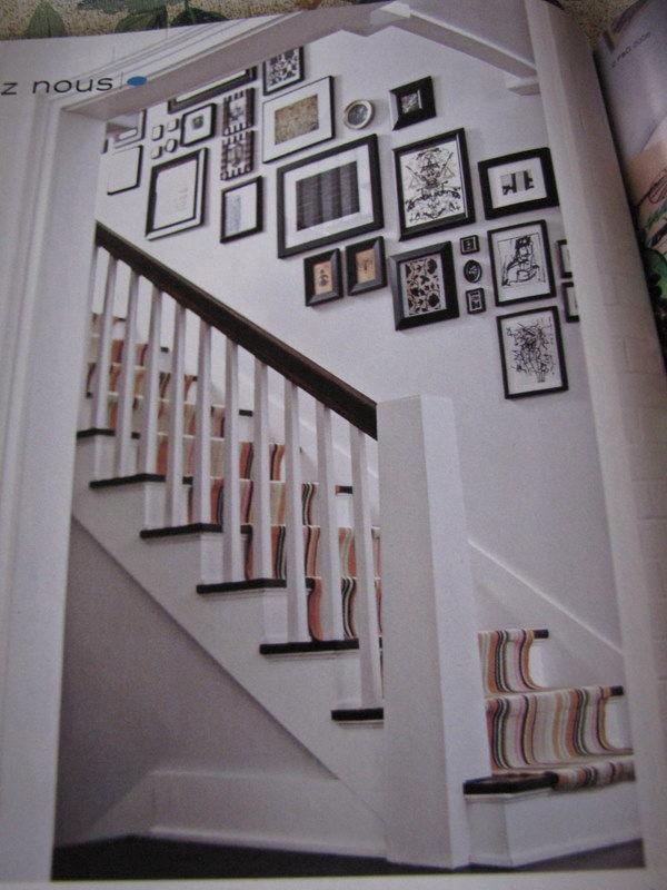 Descente D Escalier Interieur. Model Rampe D Escalier Rampe Escalier ...