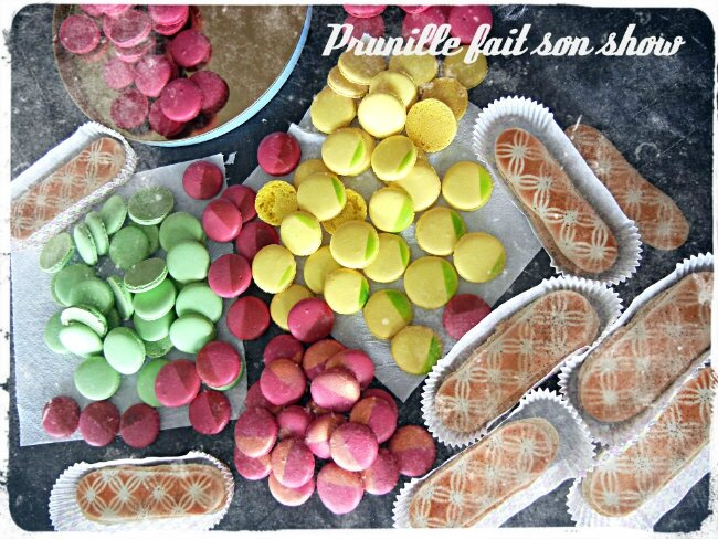 macarons prunillefee