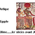 Titre antique egypte