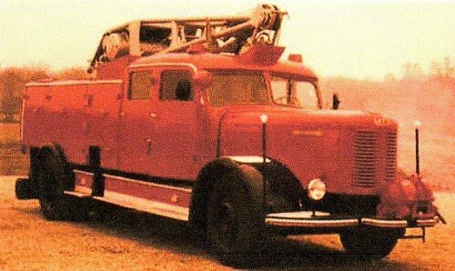LATIL - CAMION TYPE H12 - 1954