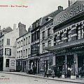 AVESNES SUR HELPE - La Rue Victor Hugo