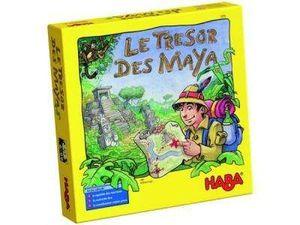 boutique jeux de société - pontivy - morbihan - ludis factory - le trésor des maya