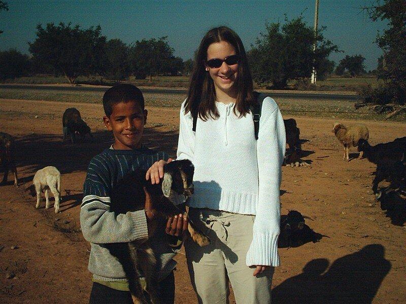 Maroc decembre 2003